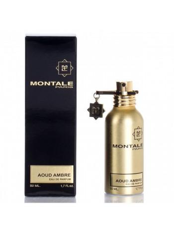Montale Aoud Ambre парфюмированная вода 50 мл