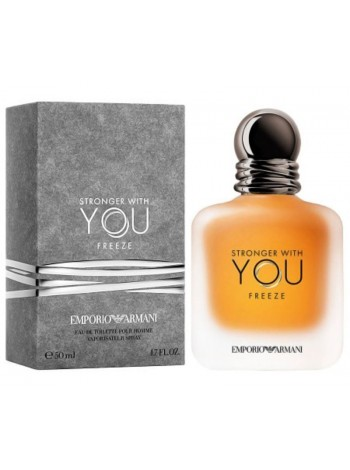 Armani Emporio Armani Stronger With You Freeze туалетная вода 100 мл