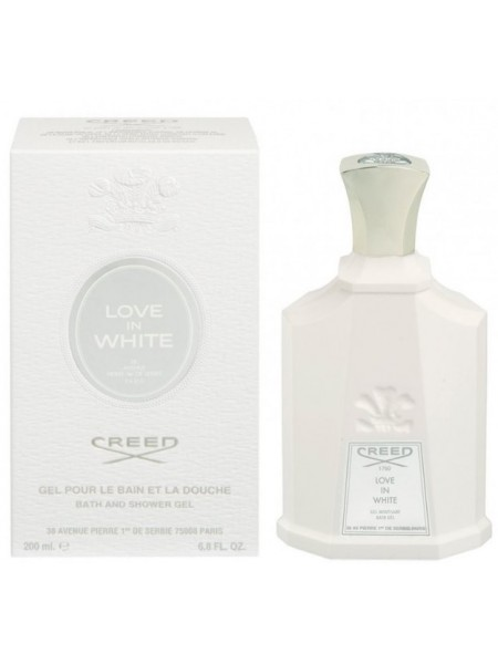 Creed Love in White гель для душа 200 мл