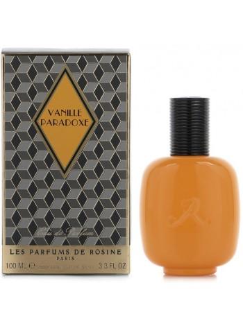 Les Parfums de Rosine Vanille Paradoxe парфюмированная вода 100 мл