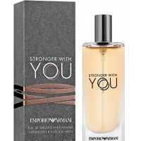 Armani Emporio Armani Stronger With You туалетная вода 15 мл
