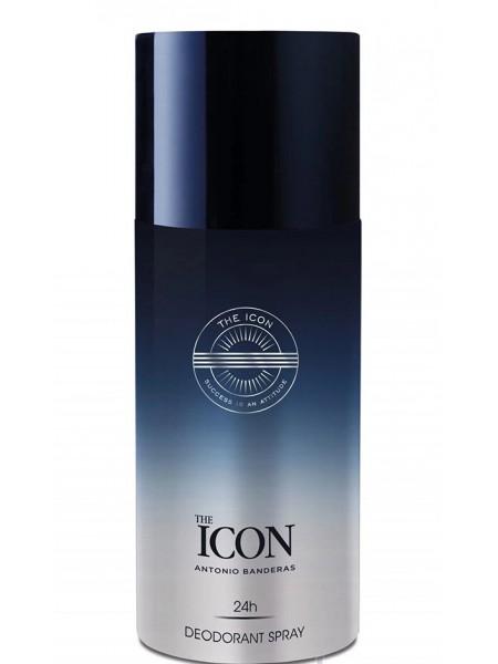 Antonio Banderas The Icon дезодорант-спрей 150 мл