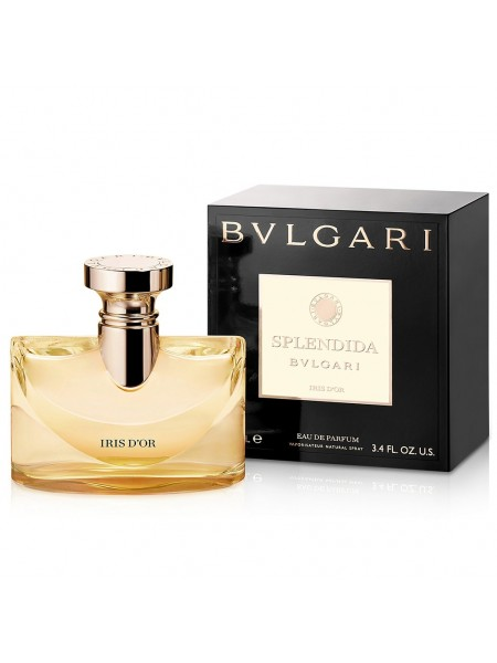 Bvlgari Splendida Iris d'Or парфюмированная вода 100 мл