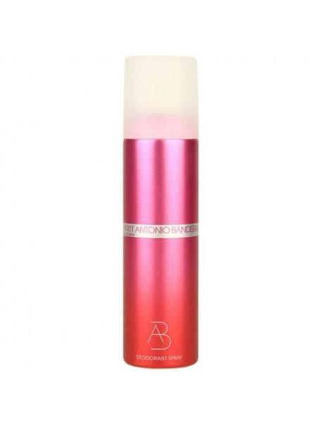 Antonio Banderas Spirit for Woman дезодорант-спрей 150 мл