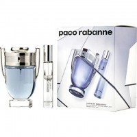 Paco Rabanne Invictus Подарочный набор (туалетная вода 100 мл + туалетная вода 20 мл)