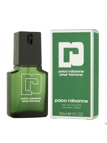 Paco Rabanne Pour Homme туалетная вода 30 мл