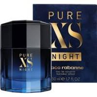 Paco Rabanne Pure XS Night парфюмированная вода 50 мл