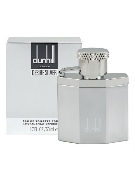 Alfred Dunhill Desire Silver туалетная вода 50 мл