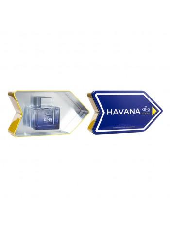 Antonio Banderas King Of Seduction World Havana туалетная вода 100 мл
