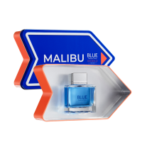 Antonio Banderas Blue Seduction for Men World Malibu туалетная вода 100 мл