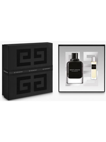 Givenchy Gentleman Eau de Parfum Подарочный набор (парфюмированная вода 100 мл + миниатюра 15 мл)