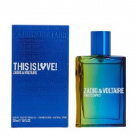 Zadig & Voltaire This is Love! for Him туалетная вода 50 мл