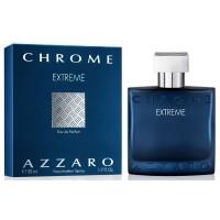 Azzaro Chrome Extreme парфюмированная вода 50 мл
