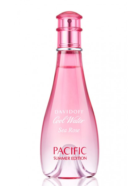 Davidoff Cool Water Sea Rose Pacific Summer Edition тестер (туалетная вода) 100 мл