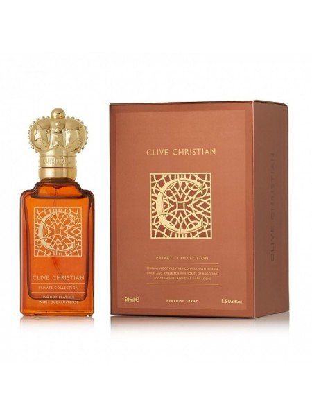 Clive Christian C for Men Woody Leather With Oudh Intense парфюмированная вода 50 мл