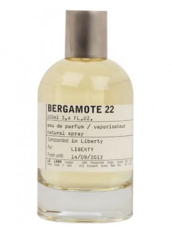 Le Labo Bergamote 22 парфюмированная вода 100 мл