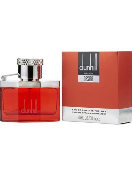 Alfred Dunhill Desire Red туалетная вода 30 мл