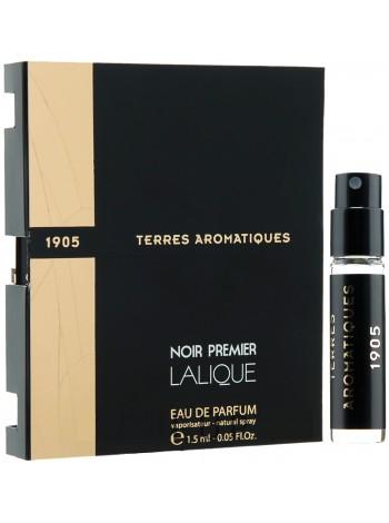 Lalique Terres Aromatiques пробник 1.5 мл