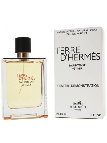 Hermes Terre d'Hermes Eau Intense Vetiver тестер (парфюмированная вода) 100 мл