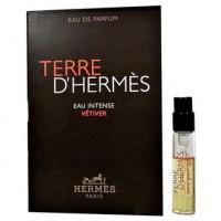 Hermes Terre d'Hermes Eau Intense Vetiver пробник 2 мл