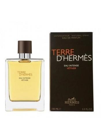 Hermes Terre d'Hermes Eau Intense Vetiver парфюмированная вода 100 мл