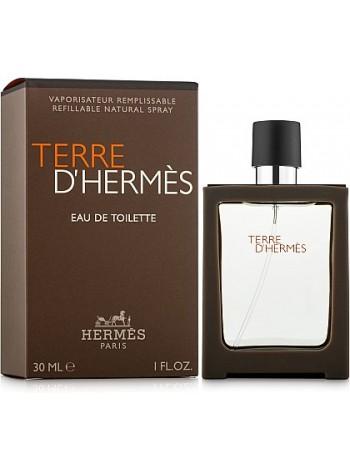 Terre d'Hermes Eau De Toilette туалетная вода 30 мл