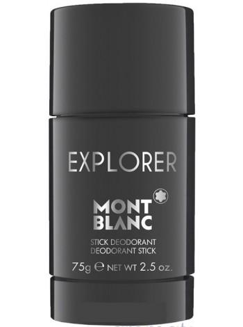 Montblanc Explorer стиковый дезодорант 75 мл