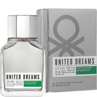 Benetton United Dreams Men Aim High туалетная вода 100 мл