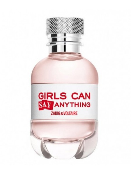 Zadig & Voltaire Girls Can Say Anything тестер (парфюмированная вода) 90 мл