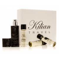 Kilian Back to Black by Kilian Aphrodisiac Набор Travel Set миниатюра 4*7.5 мл