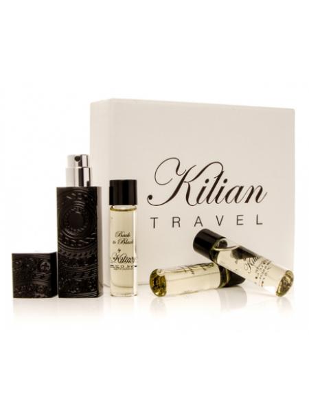 Kilian Back to Black by Kilian Aphrodisiac Набор Travel Set миниатюра 4*7.5 мл