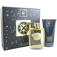 Lalique Pour Homme Lion Подарочный набор (парфюмированная вода 125 мл + гель для душа 100 мл)