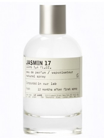 Le Labo Jasmin 17 тестер (парфюмированная вода) 100 мл