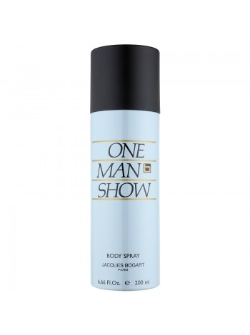 Bogart One Man Show дезодорант-спрей 200 мл