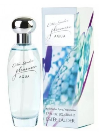 Estee Lauder Pleasures Aqua парфюмированная вода 50 мл