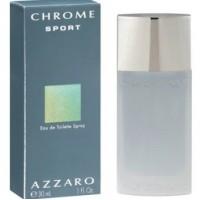 Azzaro Chrome Sport туалетная вода 30 мл