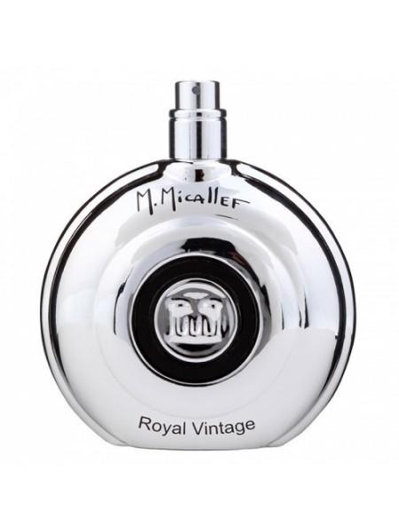 M. Micallef Royal Vintage тестер (парфюмированная вода) 100 мл