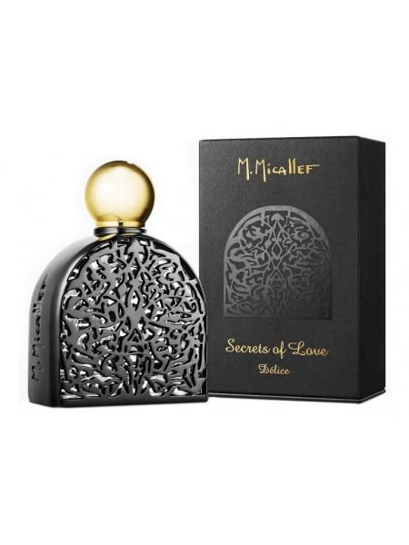 M. Micallef Secrets of Love Delice парфюмированная вода 75 мл