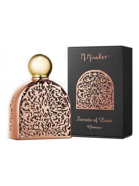 M. Micallef Secrets of Love Glamour парфюмированная вода 75 мл