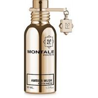 Montale Amber Musk парфюмированная вода 50 мл
