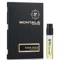 Montale Aqua Gold пробник 2 мл