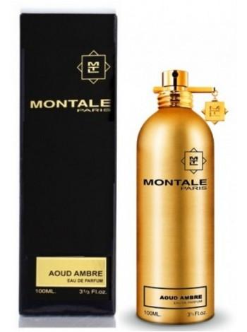 Montale Aoud Ambre парфюмированная вода 100 мл