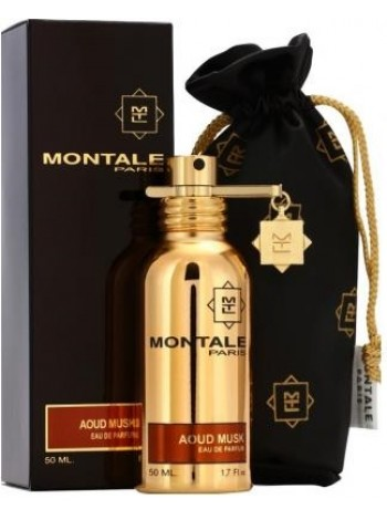 Montale Aoud Musk парфюмированная вода 50 мл