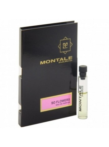 Montale So Flowers пробник 2 мл