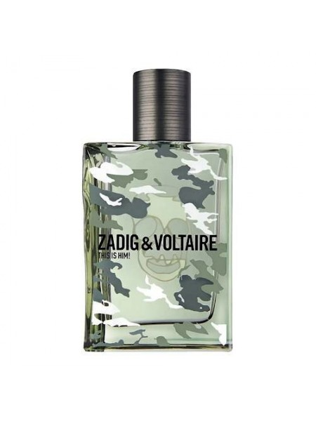 Zadig & Voltaire This Is Him! No Rules тестер (туалетная вода) 100 мл