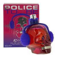 Police To Be Miss Beat парфюмированная вода 40 мл
