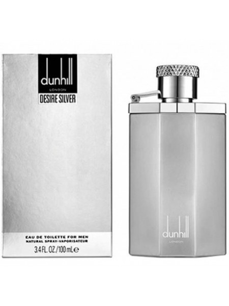 Alfred Dunhill Desire Silver туалетная вода 100 мл