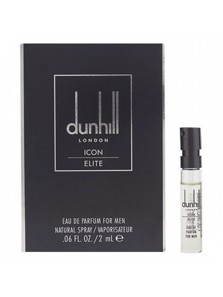Alfred Dunhill Icon Elite пробник 2 мл