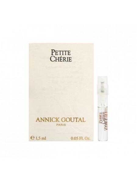 Annick Goutal Petite Cherie 2014 пробник 1.5 мл
