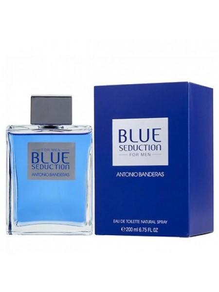 Antonio Banderas Blue Seduction for Men туалетная вода 200 мл
